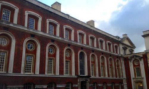 英国建筑学院校排名
