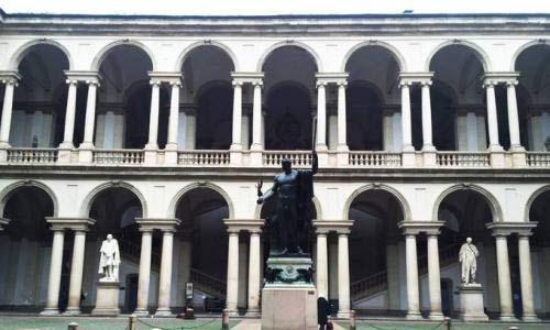 意大利米兰新美术学院申请条件