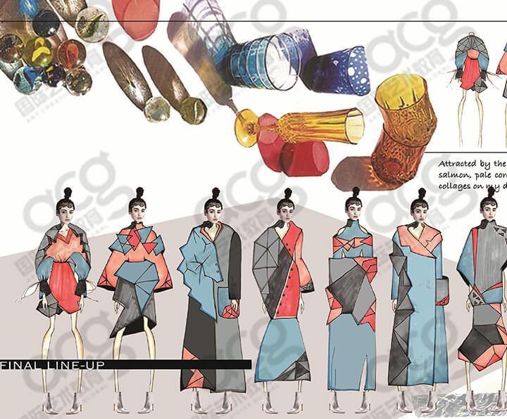 普瑞特艺术学院-服装设计-本科-于青青-ACG国际艺术教育