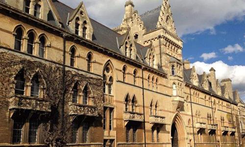 英国艺术留学读剑桥大学条件