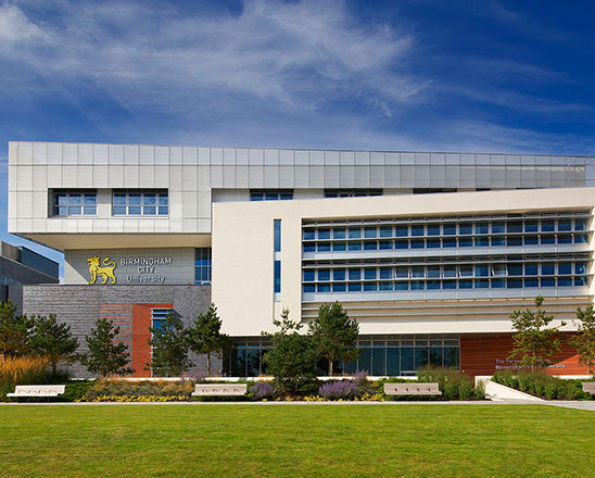 伯明翰艺术设计学院