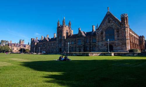 悉尼大学建筑学硕士申请条件