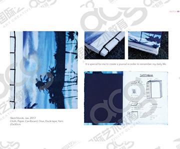 国贸校区-房笑寒-平面设计-加州艺术学院CCA普瑞芝加哥艺术学院 SAIC纽约视觉艺术学院SVA -本科