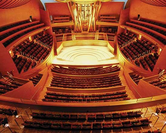 南加州大学桑顿音乐学院