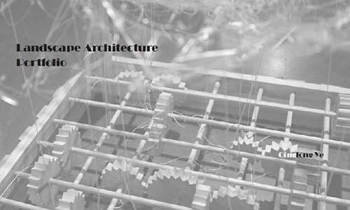 景观建筑专业|什么样的作品集能拿下俄亥俄州立大学