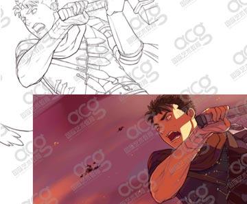 黄逸丁-长沙校区-中央圣马丁学院-动画设计硕士