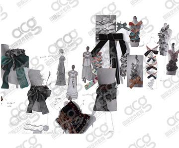 上海校区-郑书洋-服装设计-加州艺术学院CCA-本科