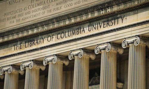 哥伦比亚大学硕士留学专业有哪些?