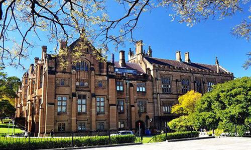 """""""澳大利亚第一校""""悉尼大学"""