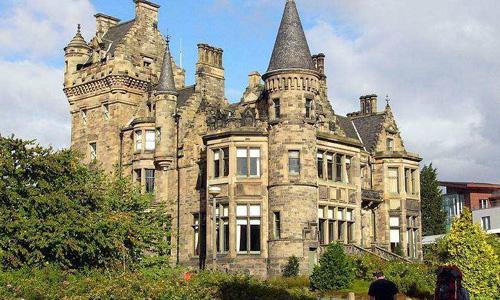 愛丁堡大學景觀設計怎么樣?