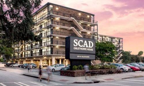美国萨凡纳艺术与设计学院申请条件