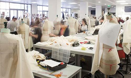 课程丨3个月,服装+珠宝设计预科小班课,一份学费学两种设计。