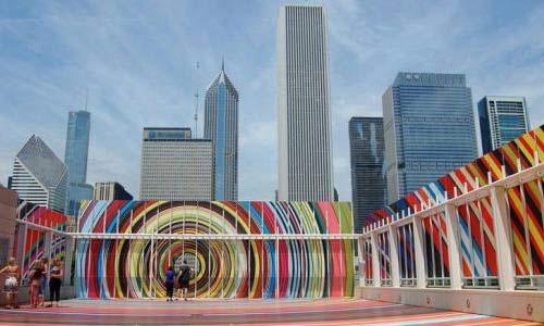 美国芝加哥艺术学院建筑设计申请要求
