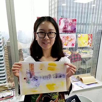 广州-周睿妍-平面设计-金斯顿大学、诺丁汉特伦特大学、中央兰开夏大学-研究生