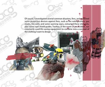 成都校区-文沁-服装设计-伦敦艺术大学UAL-本科预科