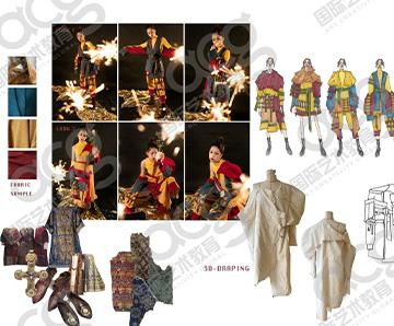 青岛-唐博雯-服装设计-芝加哥艺术学院 SAIC-帕森斯设计学院parsons-本科