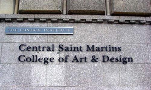 留学费用:英国圣马丁艺术学院2019-2020 最新留学费用