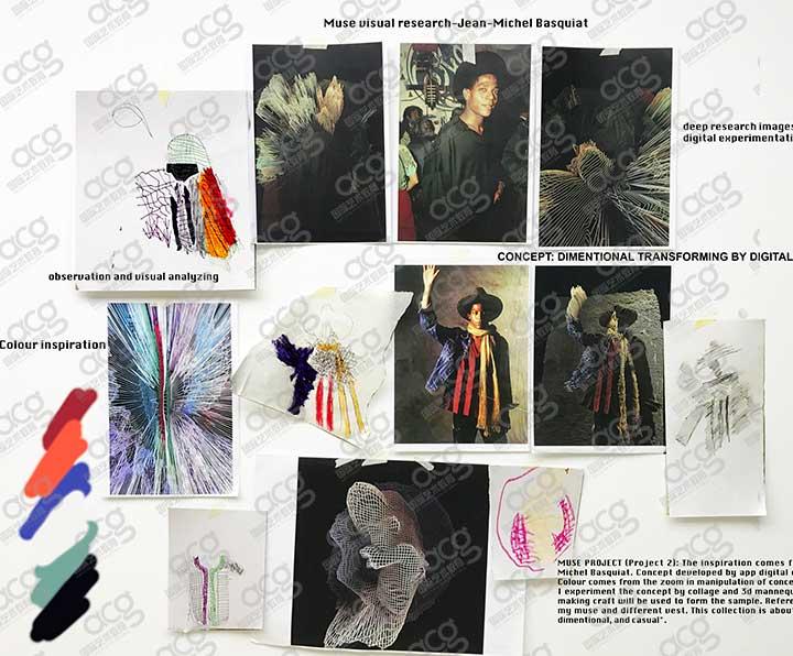 加州艺术学院-服装设计-本科-揭伟昶-ACG国际艺术教育