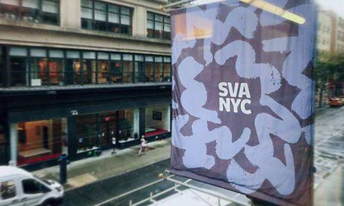 纽约视觉艺术学院留学有哪些优势专业?