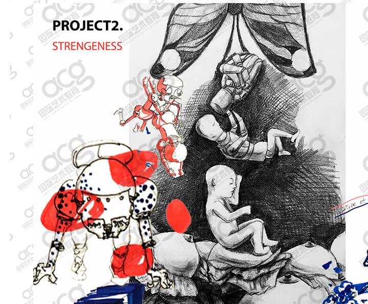芝加哥艺术学院-插画-本科-徐翀-ACG国际艺术教育