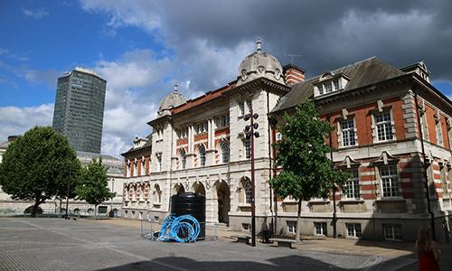 伦敦艺术大学之切尔西艺术与设计学院