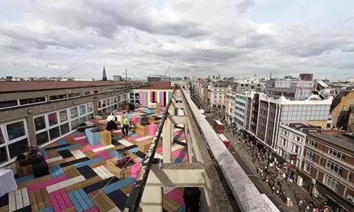 伦敦艺术大学之伦敦时装学院