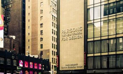 美国帕森斯设计学院申请条件