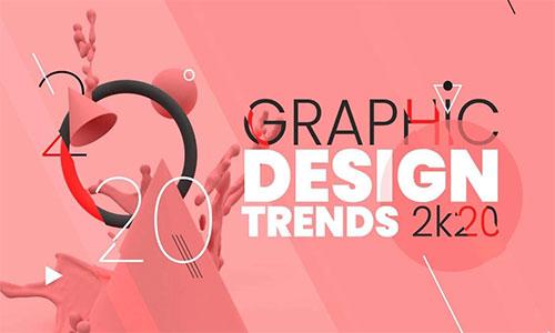 灵感素材:2020年平面设计最新趋势,提前了解一下!