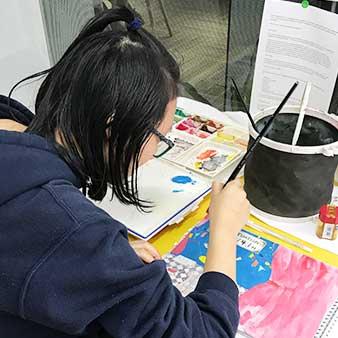 罗德岛设计学院-插画-本科-陈乃千-ACG国际艺术教育