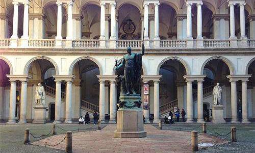 米兰布雷拉美术学院留学专业有哪些?