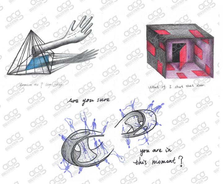 罗德岛设计学院-平面设计-本科-靳思仪-ACG国际艺术教育