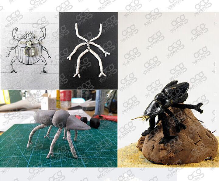 加州艺术学院-动画-本科-杨子心-ACG国际艺术教育