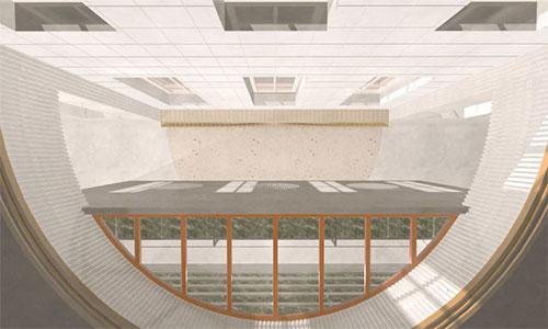 室内设计:英国名校格拉斯哥艺术学院的一角探秘