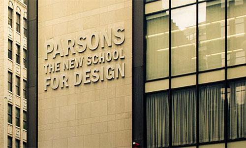 ACG X PARSONS:2020美国帕森斯设计学院官方夏校向你发来邀请