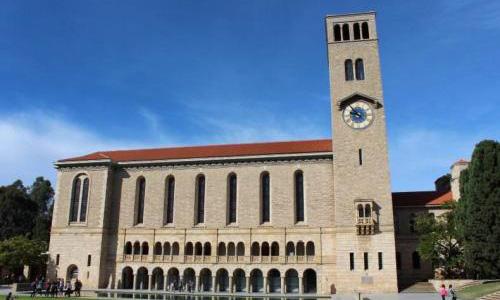 西澳大学留学有哪些专业?