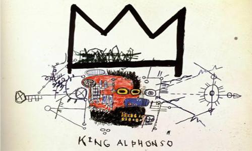 艺术家故事:涂鸦之王 Basquiat 的轻狂岁月