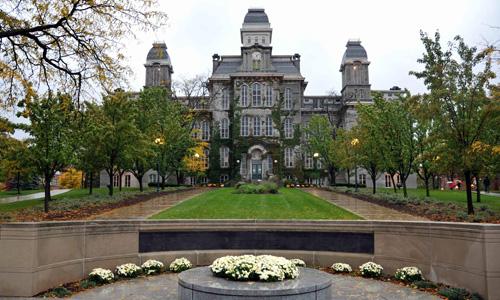 雪城大学世界排名怎么样?
