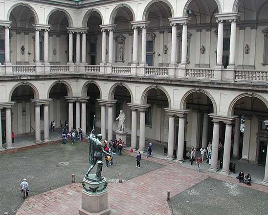 Nuova Accademia di belle arti di MILANO