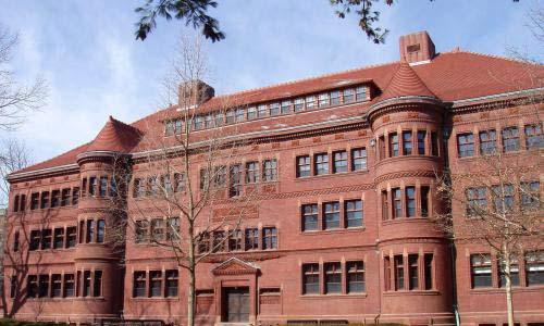 哈佛大学设计学院是一所怎样的学院