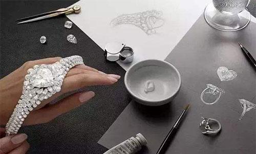 作品集支招:如何打造名校偏爱的珠宝设计作品集?
