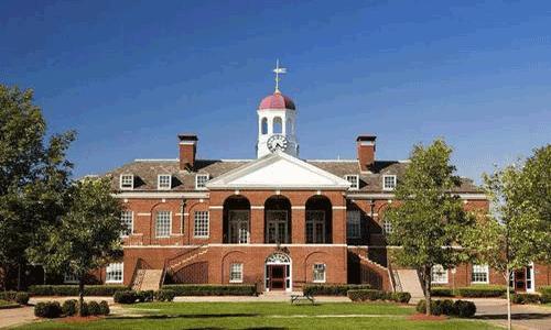 波士顿大学和波士顿建筑学院是同一所大学吗?