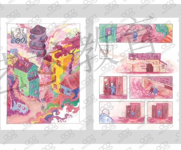 谢尔丹学院-动画-研究生-徐子琪-ACG国际艺术教育