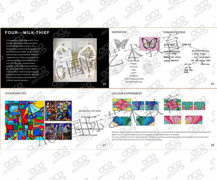 雪城大学-建筑设计-本科-吕天羽-ACG国际艺术教育