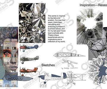 案例校区-林桐羽-服装设计-萨凡纳艺术与设计学院SCAD,帕森斯设计学院 parsons-硕士