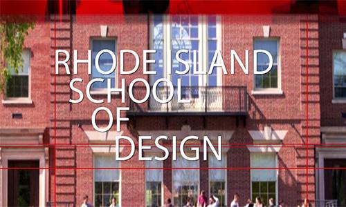 罗德岛设计学院2018年最新招生命题新鲜出炉!