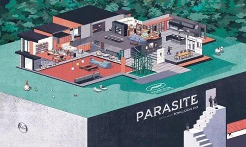 风格鉴赏:插画风电影海报在平面设计中的完美诠释