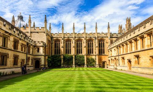 英国牛津大学专业设置