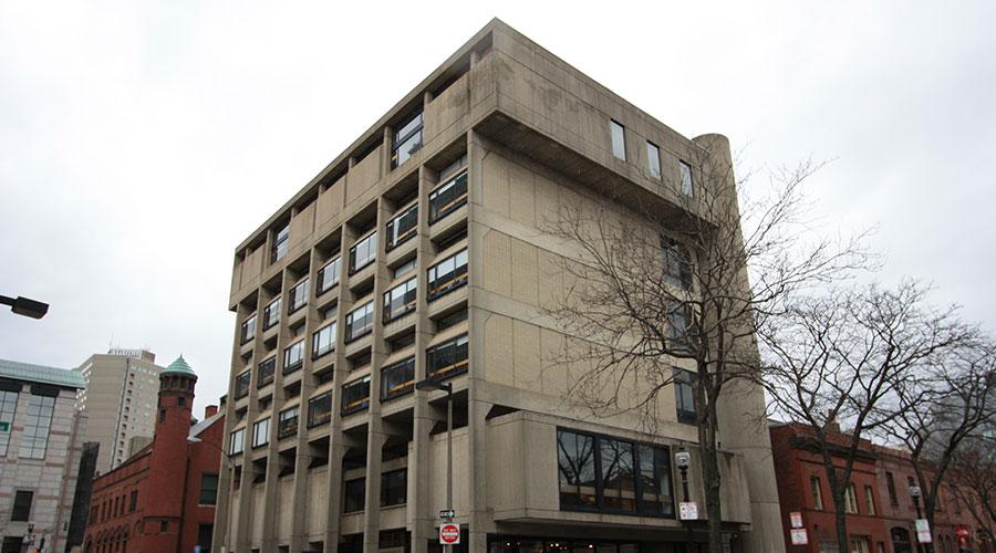波士顿建筑学院