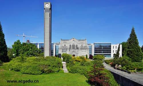 不列颠哥伦比亚大学申请要求