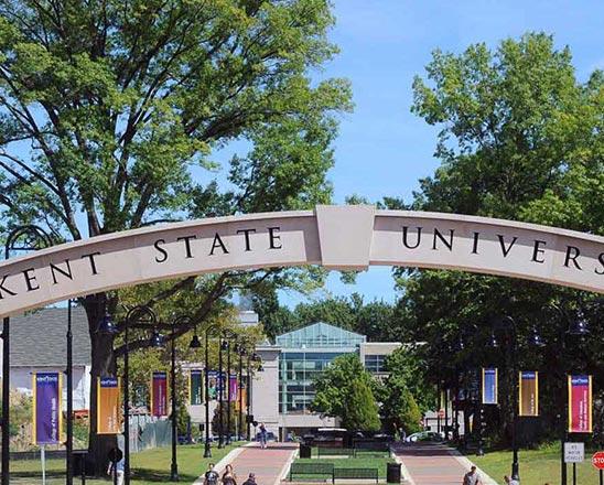 肯特州立大学